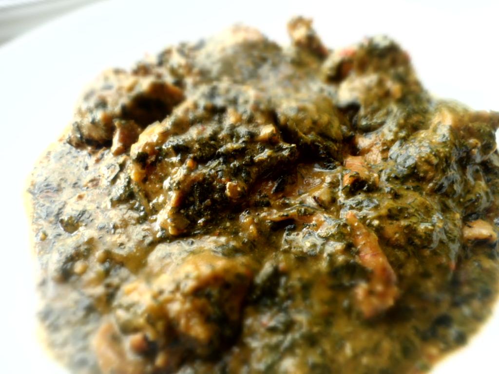 How to Cook Bitter leaf Soup (Ofe Onugbu)
