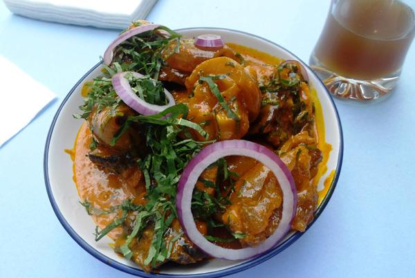 Nkwobi; the eastern Nigeria evening delicacy