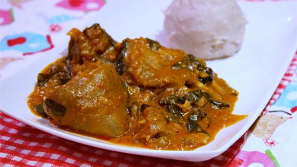 How to prepare oha soup