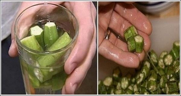 Okra Water; a diabetic remedy