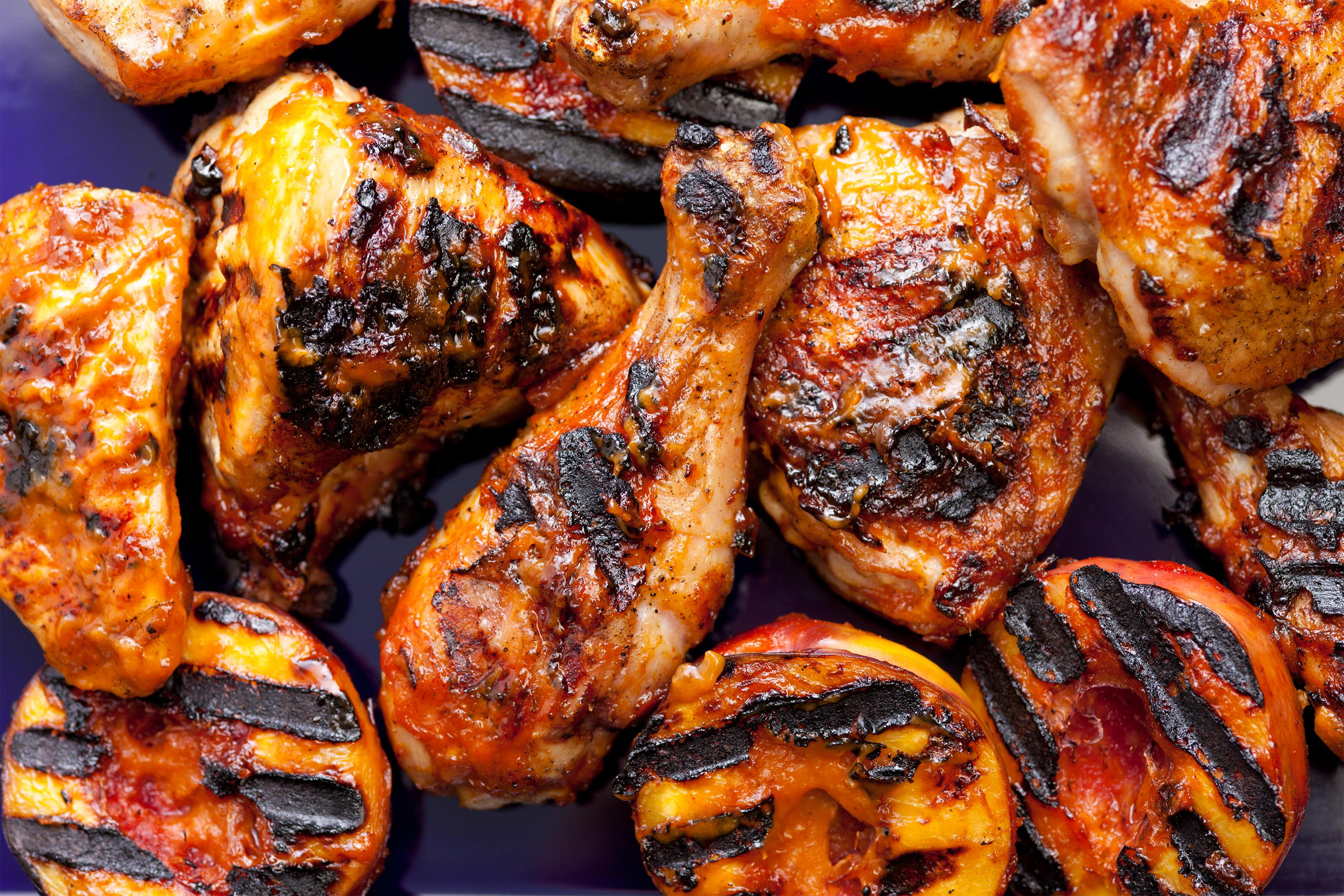How to Season and Grill Chicken