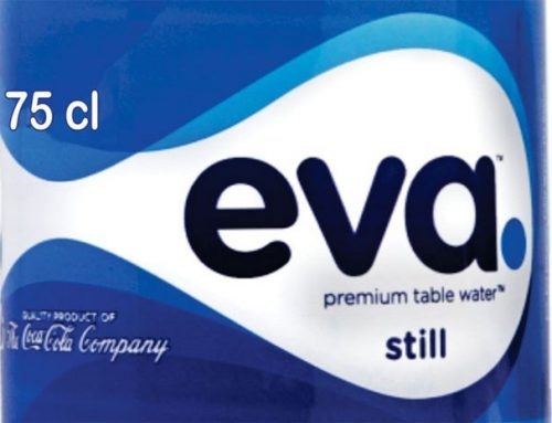 NAFDAC Orders The  Recall Of Eva Table Water(75cl) From The Market Over Suspected Contamination