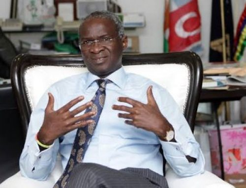 Many Countries Asked Nigeria For Food During COVID-19 Lockdown, Says Fashola