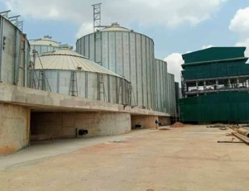 Lagos State Multi-billion Naira Rice Mill Nears Completion