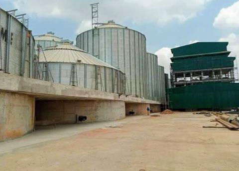 Lagos State Multi-billion Naira Rice Mill Nears Completion