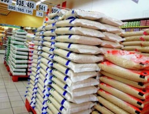 Reps' Bill Bans Rice Importation, Prescribes Life Imprisonment For Offenders